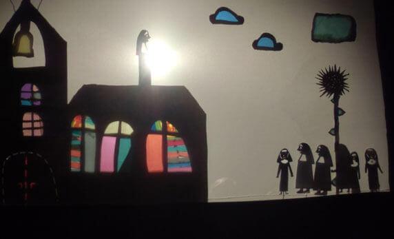 "Theaterprojekt ""Schaalsee-Geschichten"". Foto: Tandera Theater"