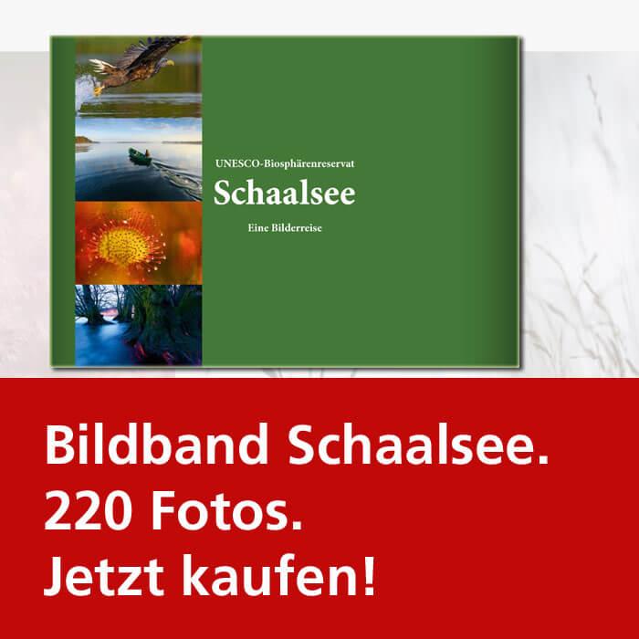 """Bildband """"UNESCO-Biosphärenreservat Schaalsee – Eine Bilderreise"""""""