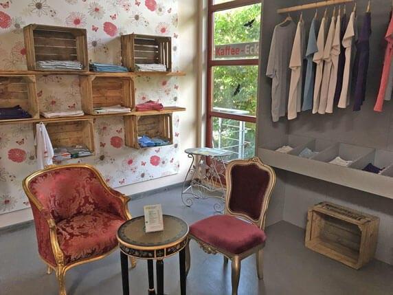 PAHLHUUS Textilverkauf
