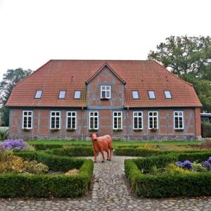 Der Arche-Hof des Lebenshilfewerks Hagenow in Kneese. Foto: Lebenshilfewerk Hagenow