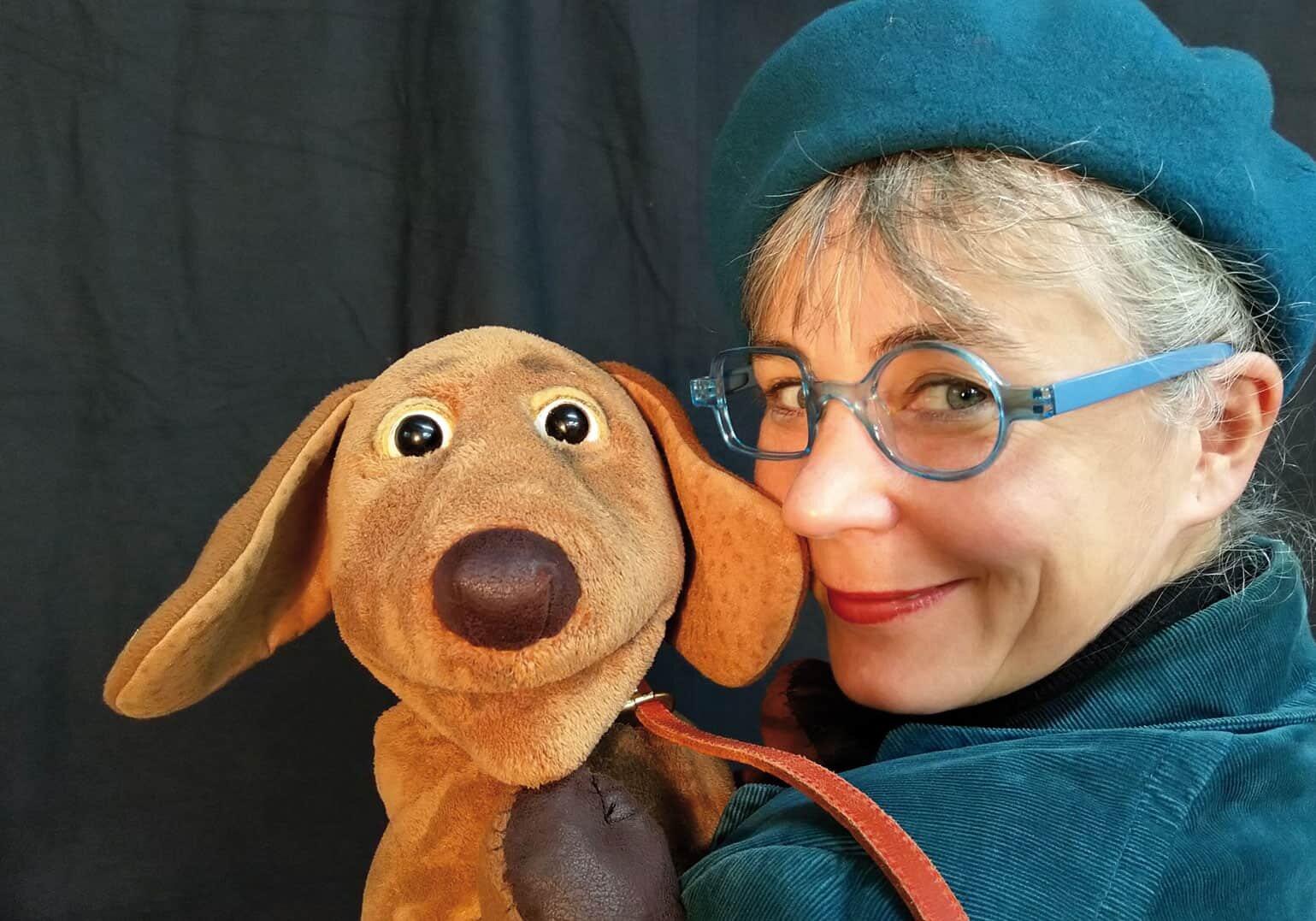 """Foto: Puppenspiel """"Eddie büxt aus!"""". Fotoautor: allerhand Theater, Herrenhof"""