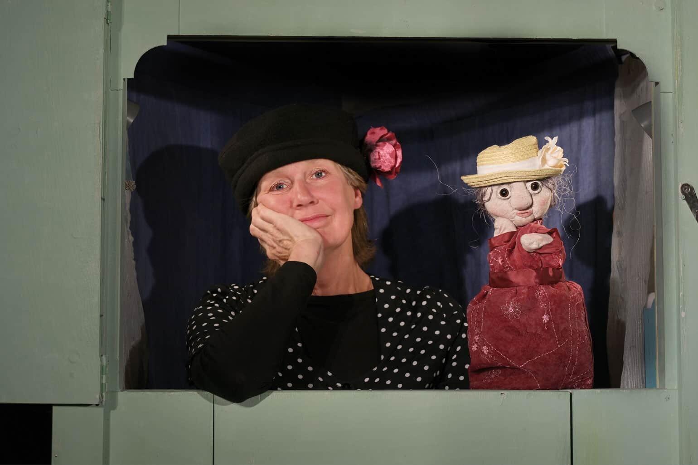 "Foto: Puppenspiel ""Meine Oma ist die Beste"""". Fotoautor: Tandera Theater, Testorf"